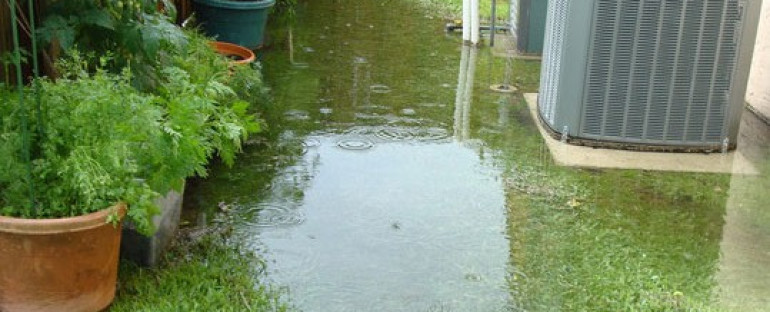 Backyard drainage dry well 2017 2018 best cars reviews for Backyard flooding solutions
